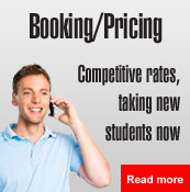 Booking/Pricing for Driving Lessons